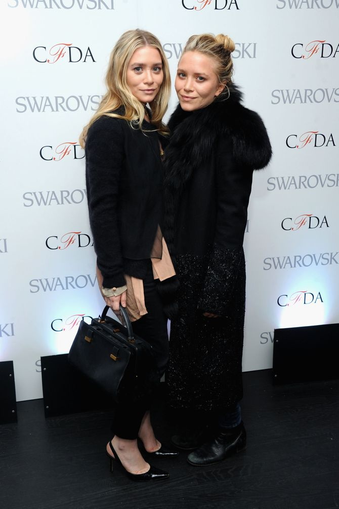 Ashley et Mary-Kate Olsen