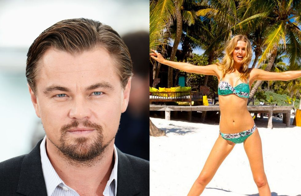 Leonardo DiCaprio : Qui est Toni Garrn, sa nouvelle petite-amie ?