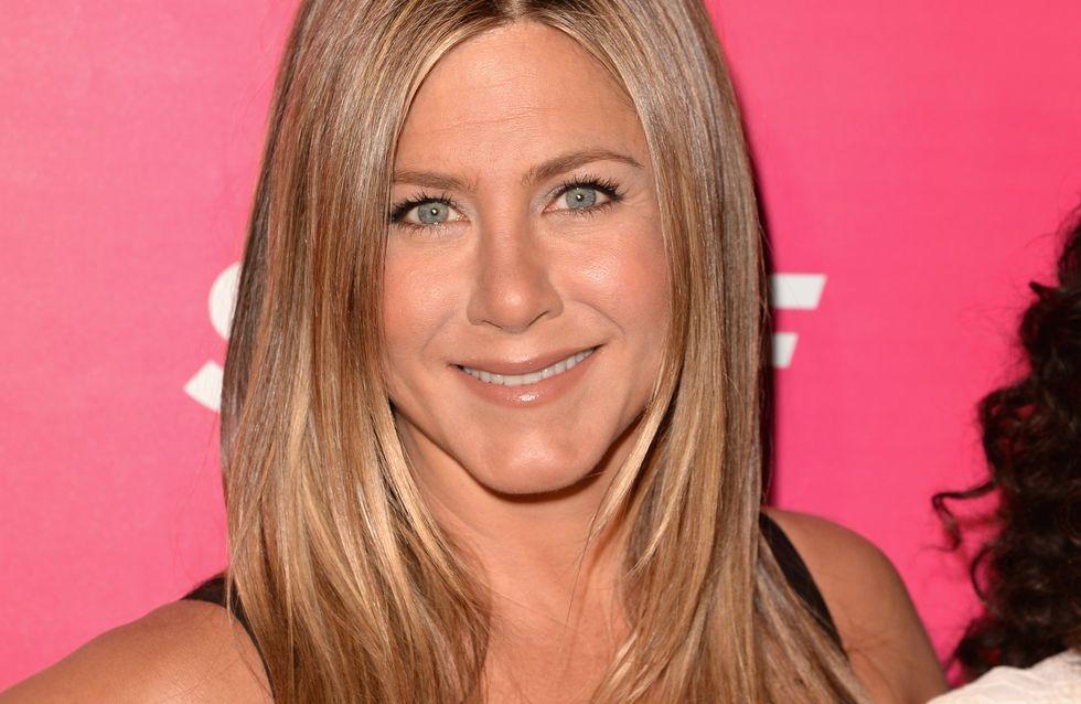 Jennifer Aniston : Ras-le-bol des rumeurs de grossesse !