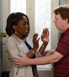 EastEnders 19/08 - Denise tells Ian it's over