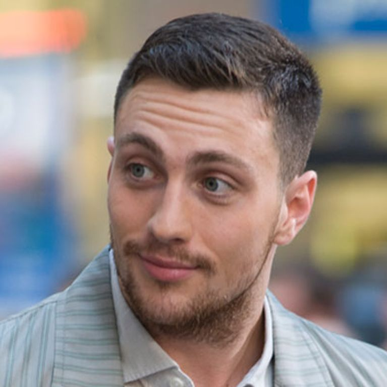 Aaron Taylor-Johnson: I'm not gorgeous or old enough to ...