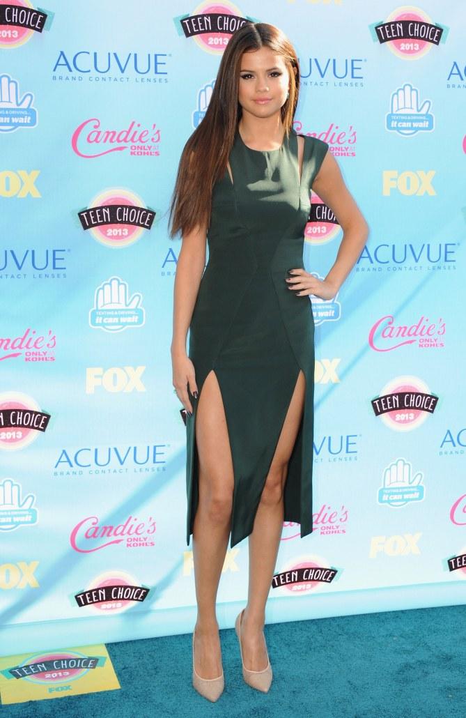 Selena Gomez aux Teen Choice Awards 2013