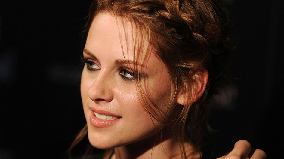 Watch: How to get the perfect braided updo