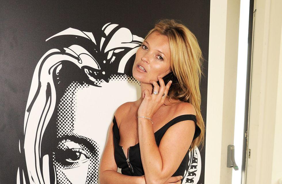 La crisis no afecta a Kate Moss: triplica sus ganancias