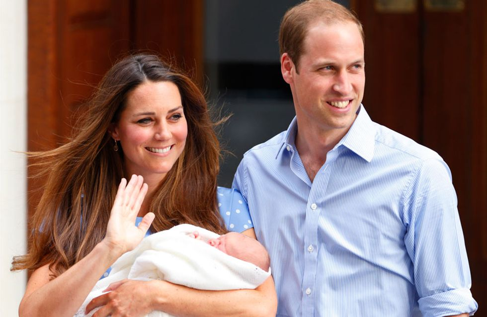Kate Middleton to hire Prince William's old nanny for baby George?