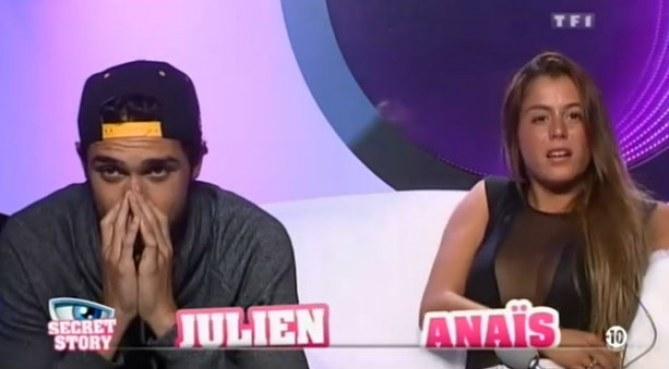 Julien et Anaïs (SS7)