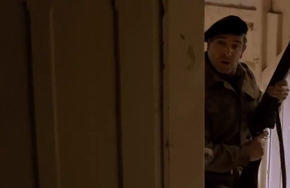 Jean Dujardin : Découvrez-le dans le film de George Clooney (vidéo)