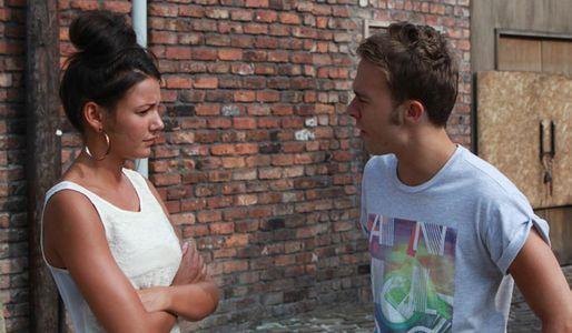 Tina starts to doubt David