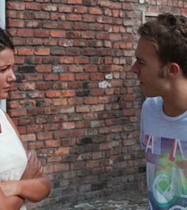 Coronation Street 21/08 - Tina starts to suspect David