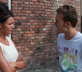 Coronation Street 21/08 - Tina starts to suspect David