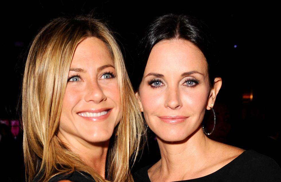 Jennifer Aniston et Courtney Cox : Sont-elles encore amies ?