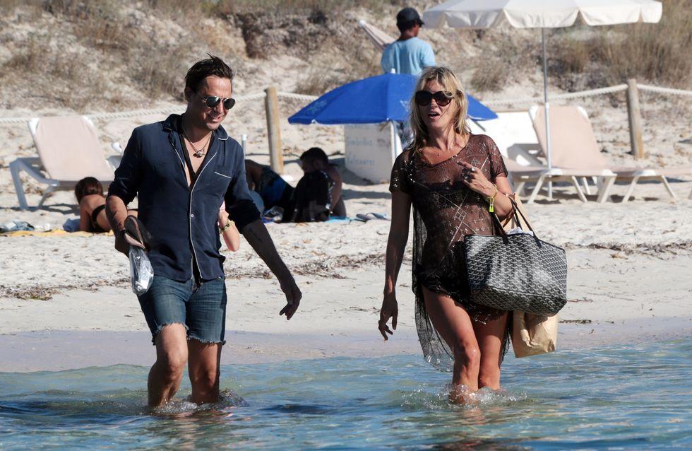 Kate Moss a Formentera: le foto