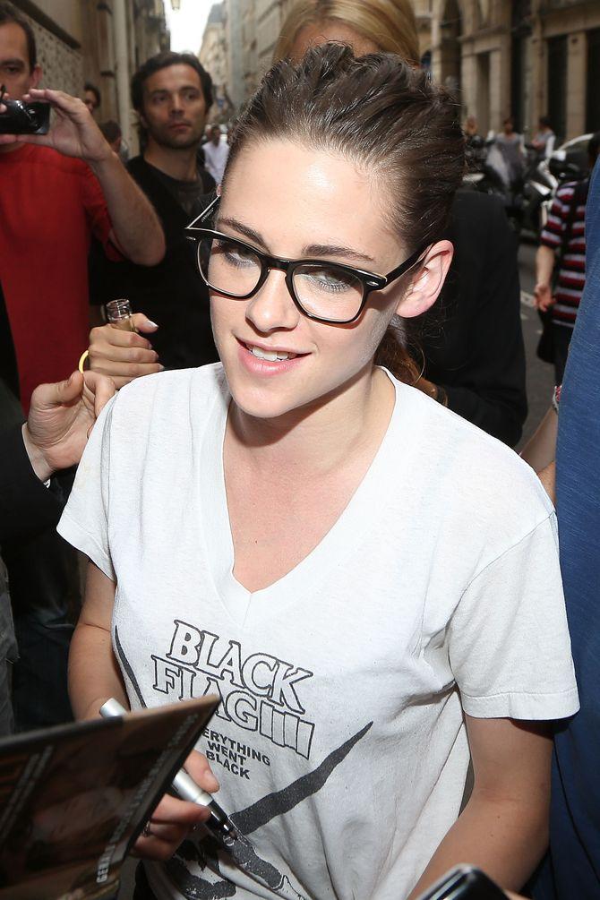 Ein Bücherwurn? Ja, Kristen Stewart will bald studieren!