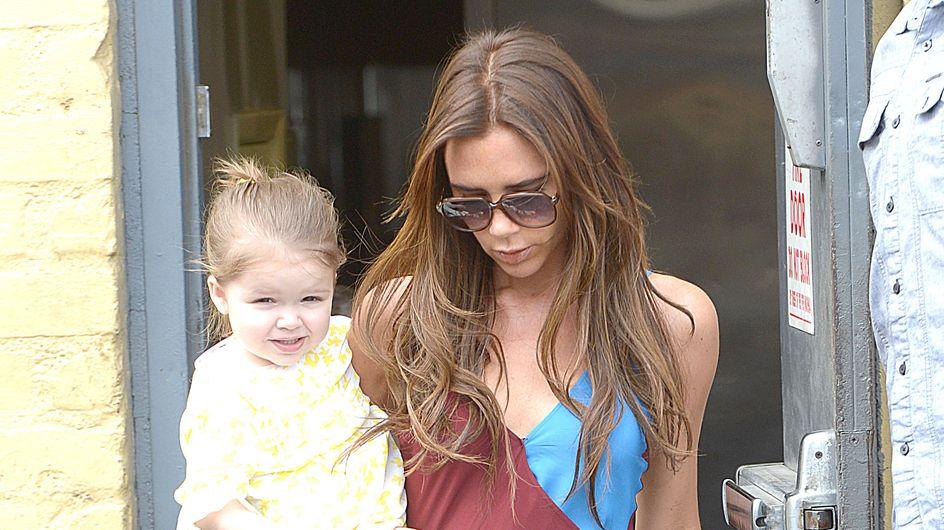 """La """"normale"""" famiglia Beckham"""