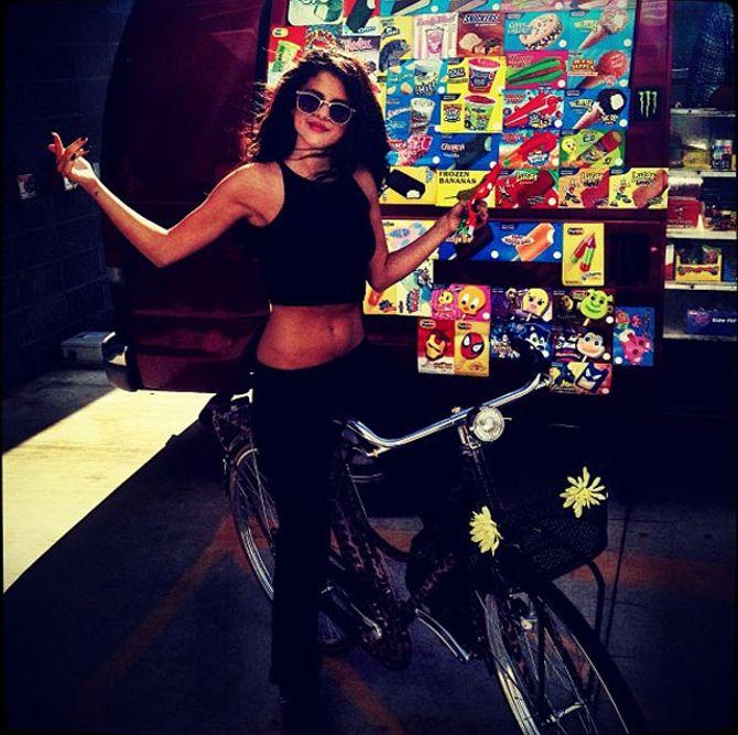 Selena Gomez comienza su tour