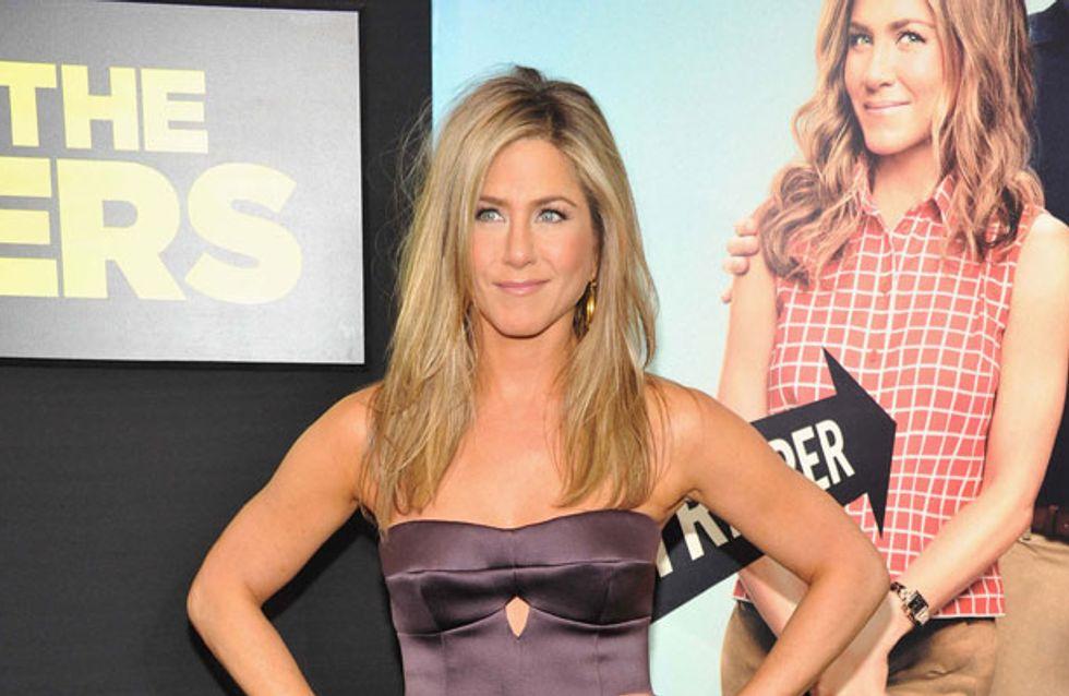 Awkward! Jennifer Aniston rearranges flight to avoid Angelina Jolie