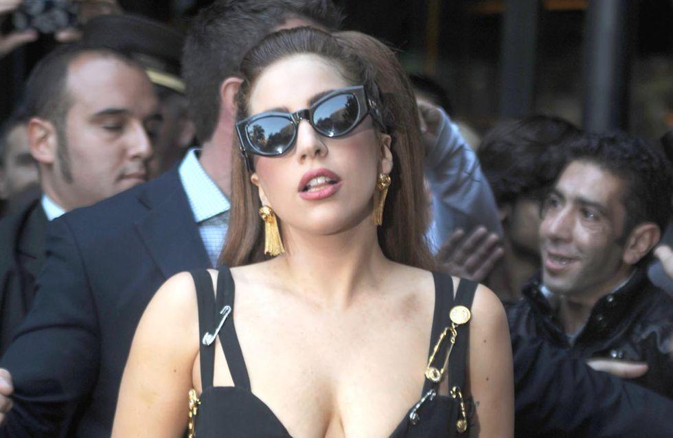 Lady Gaga schert sich nicht um ihre Figur