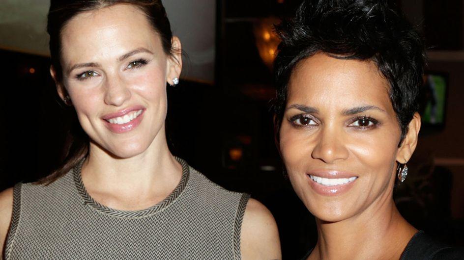 Jennifer Garner & Halle Berry wollen ihre Kinder vor Paparazzi schützen