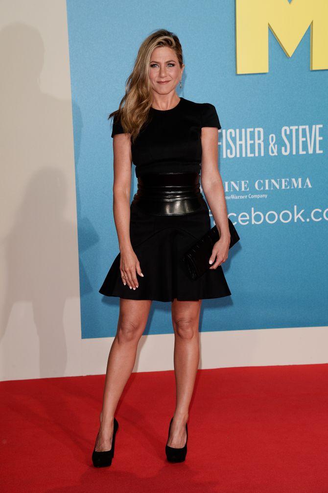 Jennifer Aniston à l'avant-première de We're the Millers à Berlin
