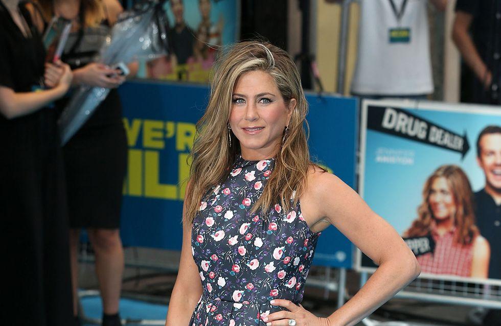 Jennifer Aniston est notre pire look de la semaine (Photos)