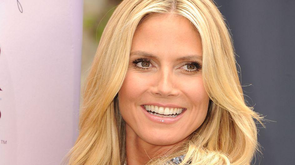 """Heidi Klum: """"Haare sind für Frauen wichtiger als Schuhe"""""""