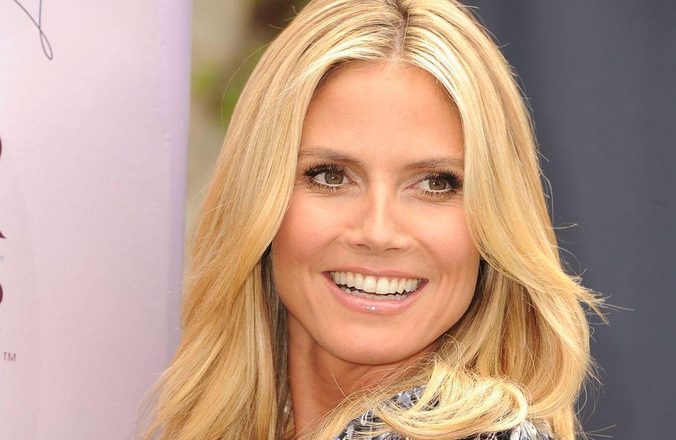 Heidi Klum: Haare sind für Frauen wichtiger als Schuhe