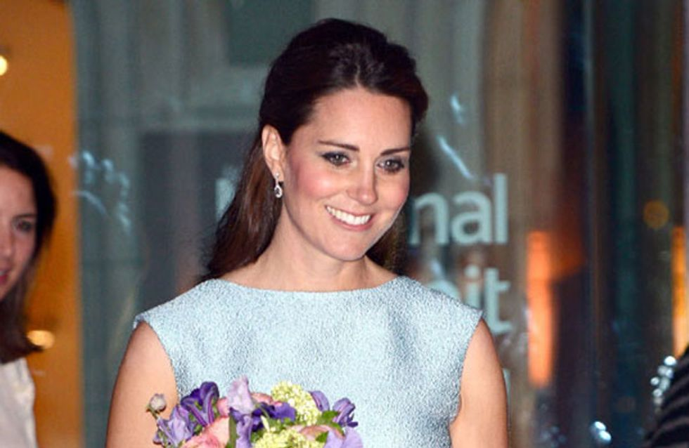 Revealed: Kate Middleton's return to royal duties after birth of baby George