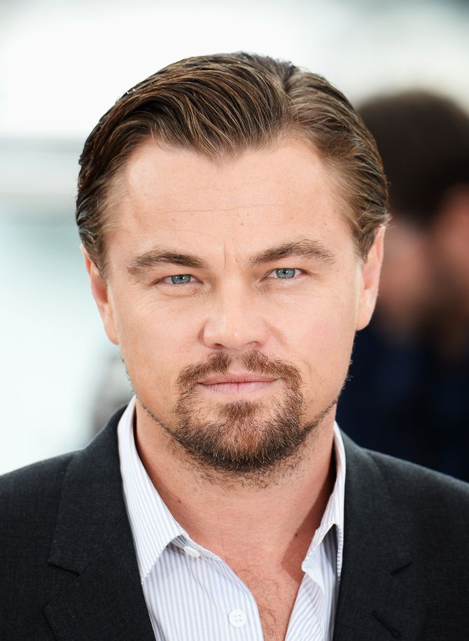 Leonardo DiCaprio lobt die deutsche Mülltrennung.