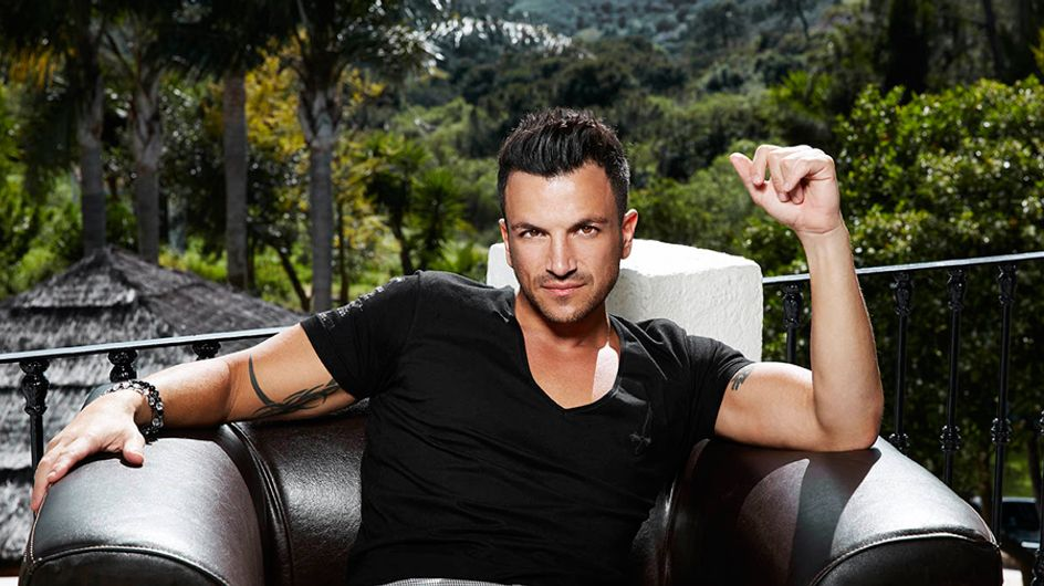 Peter Andre launches Forever perfume duo for women