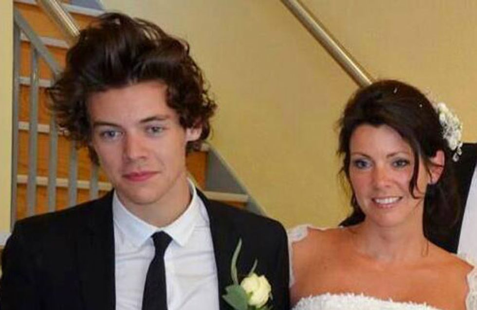 Harry Styles: My Best Man speech at mum's wedding was scarier than any 1D gig