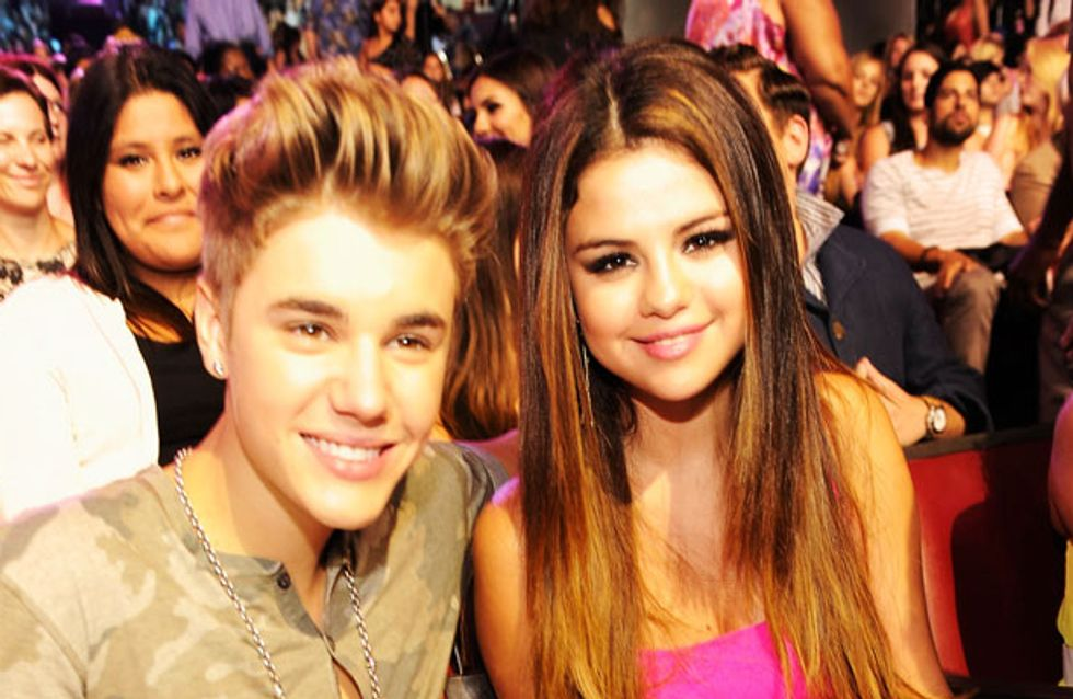 """Selena Gomez says recording Justin Bieber love song was """"emotional but liberating"""""""