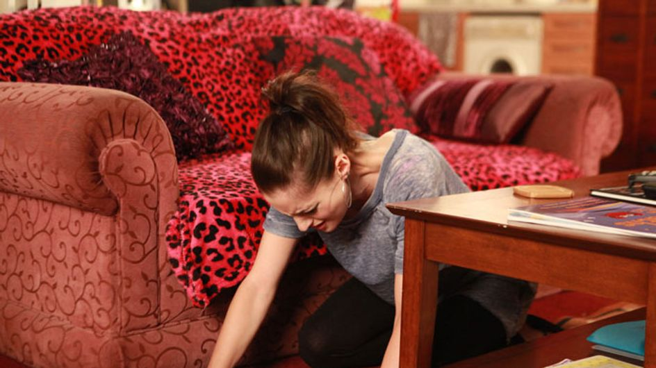 Coronation Street 26/08 - Kylie goes into labour