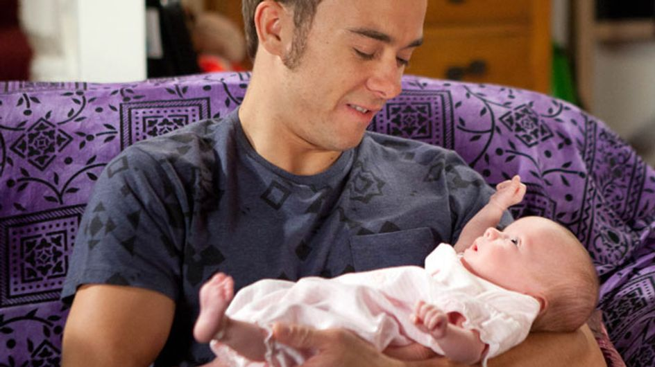 Coronation Street 28/08 - Gail wants Kylie to get baby Lily's DNA tested