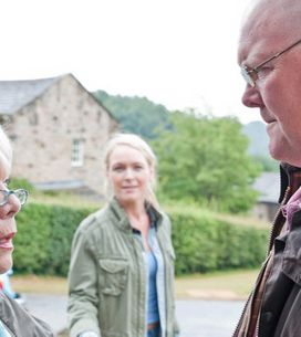 Emmerdale 30/08 - Paddy evicts Vanessa as Rhona's discharged