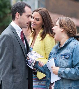 Hollyoaks 30/08 - Myra's playing a dangerous game with Paul
