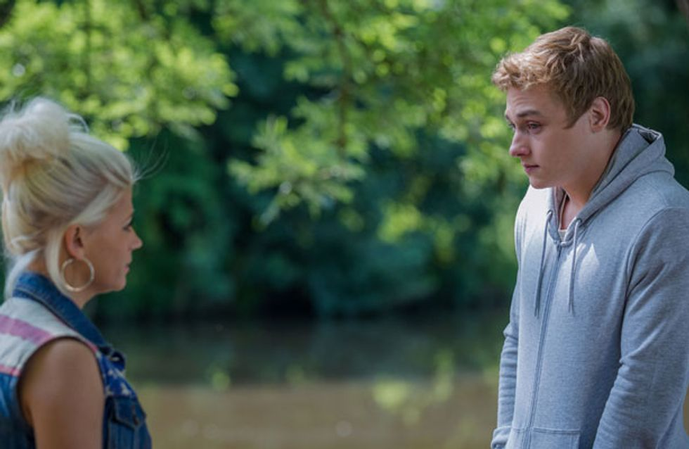 EastEnders 29/08 – Lola gets the truth about Devon out of Peter