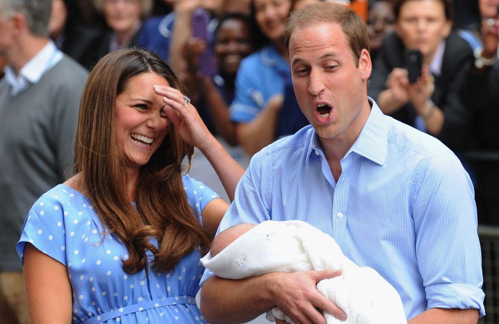 Kate Middleton : Son fils est un chenapan