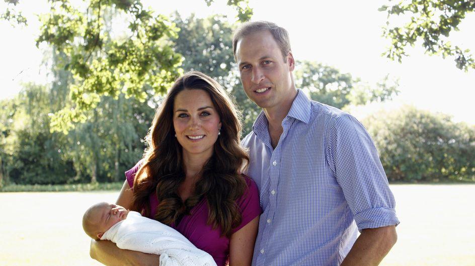 Ist der süß! Neue Bilder von Baby-Prinz George