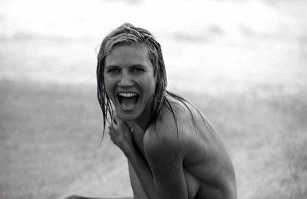 Heidi Klum, entièrement nue sur Instagram