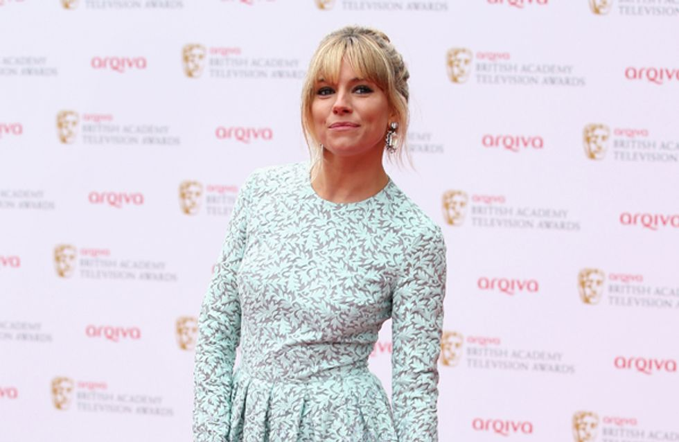Sienna Miller auctions off her wardrobe off for charity