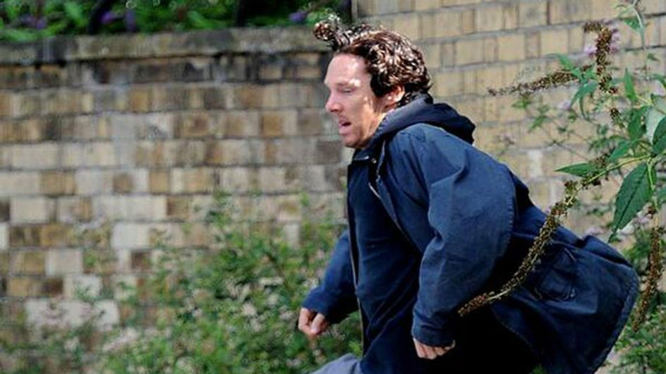 Sherlock Series 3 Spoilers: Dishevelled Benedict Cumberbatch snapped shooting new scenes