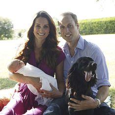 Primer posado oficial del príncipe Jorge de Cambridge