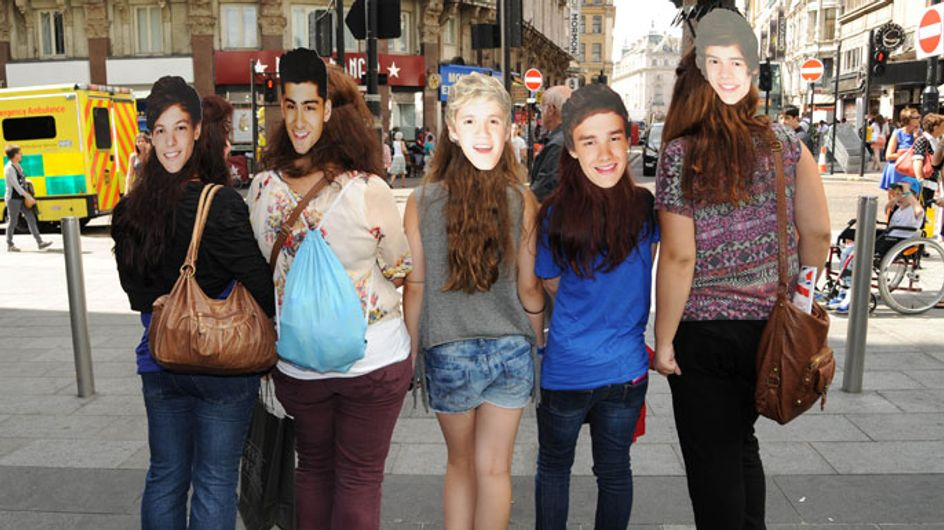 This Is Us: One Direction fans get hysterical ahead of movie premiere