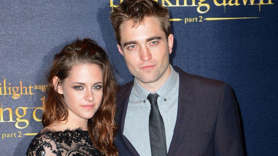 """Robert Pattinson et Kristen Stewart : Une """"intense conversation"""" pour mettre les choses au clair"""