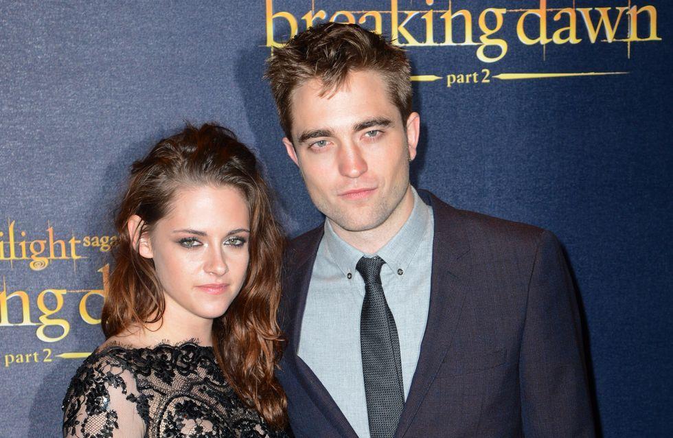 Robert Pattinson et Kristen Stewart : Une intense conversation pour mettre les choses au clair