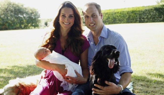 Kate Middleton en robe Séraphine