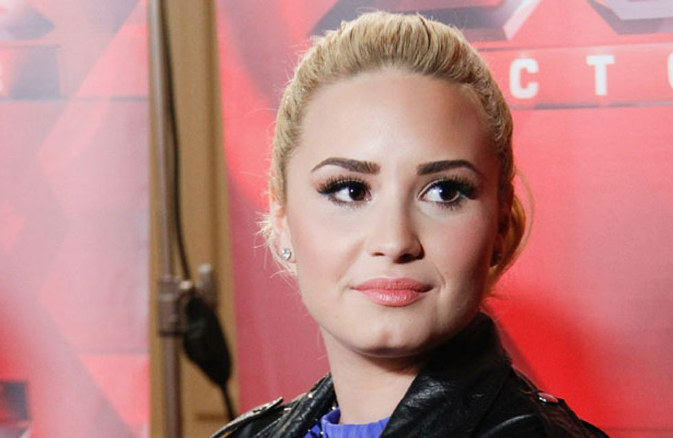 Demi Lovato hit with naked picture scandal on her 21st birthday