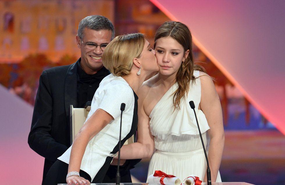 La Vie d'Adèle : Les USA trouvent le film trop érotique !