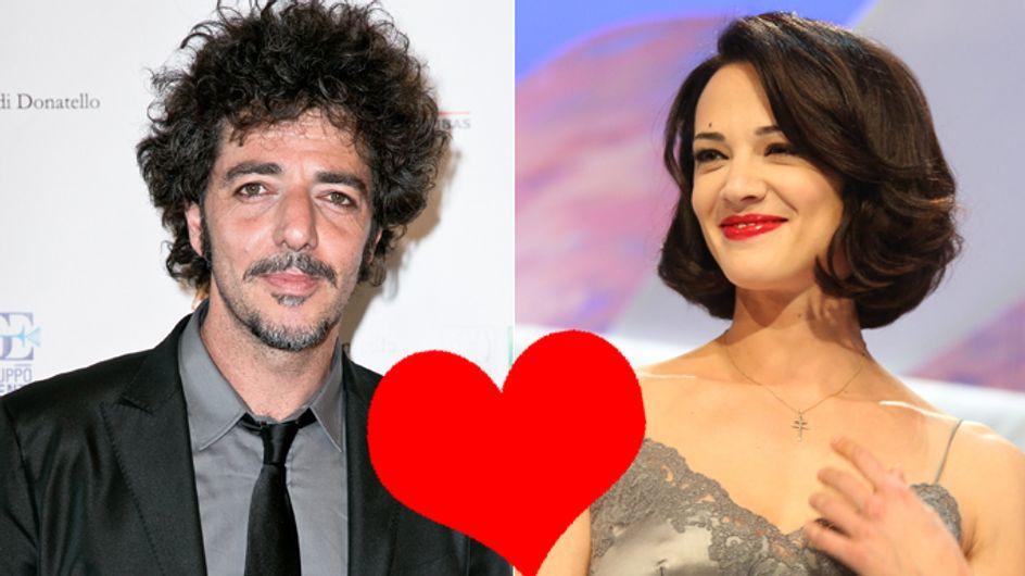 Asia Argento e Gazzè: è amore?