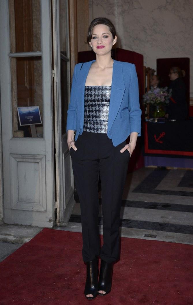Marion Cotillard est l'actrice frenchie favorite des américains